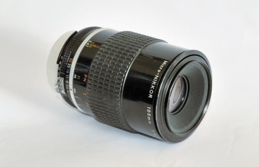 Nikon 105mm f/4 Micro Ai