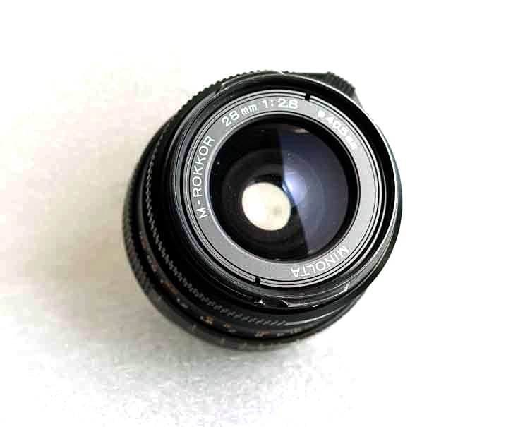 Minolta M-Rokkor 28mm f/2,8