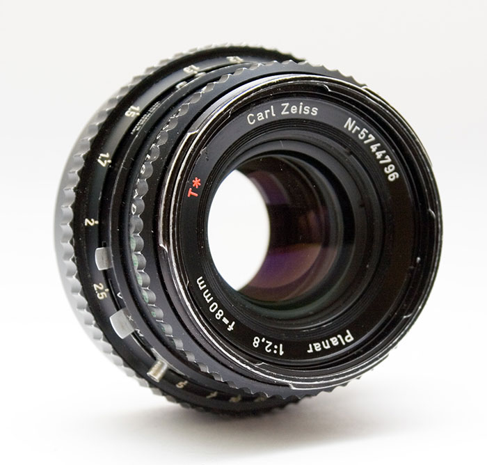 Hasselblad Zeiss Planar 80mm f/2,8