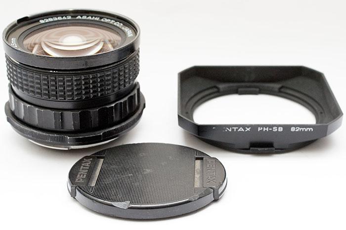 Pentax 67 45mm f/4