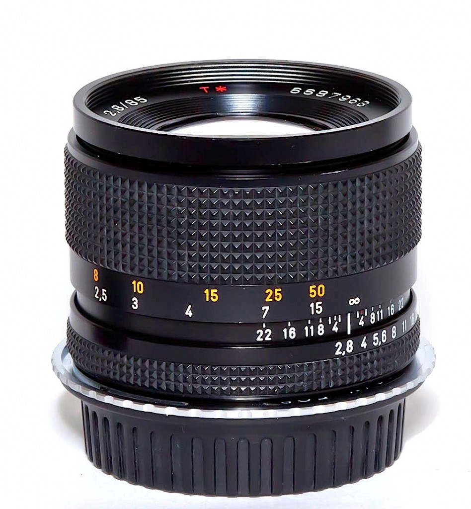 Contax Sonnar 85mm f/2,8