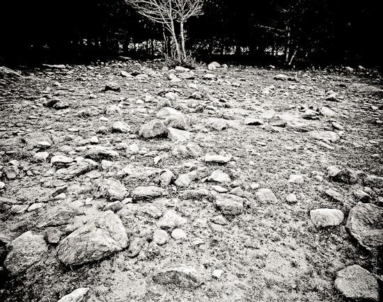 Sila lago Arvo Pentax 6x7 45mm f/4