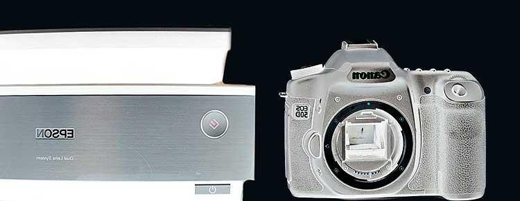 Canon5dmkiiemakroplanar 05 Best film scanner: Canon 5D Mark II vs