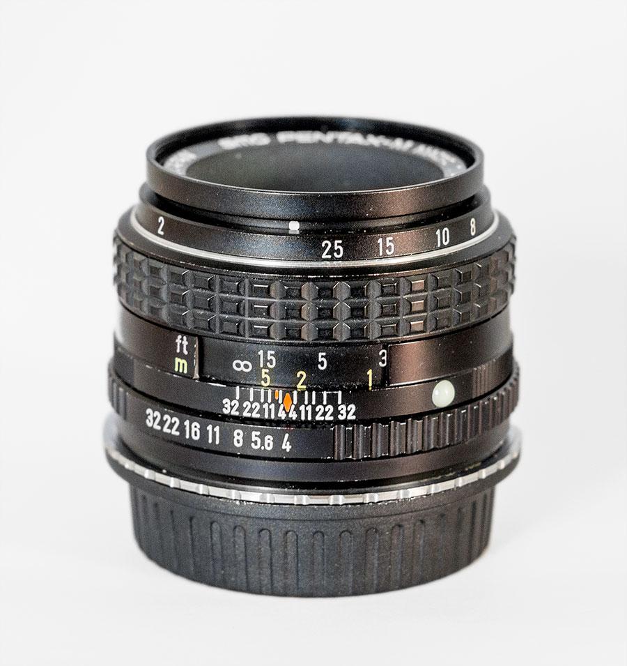 Pentax M Macro 50mm f/4