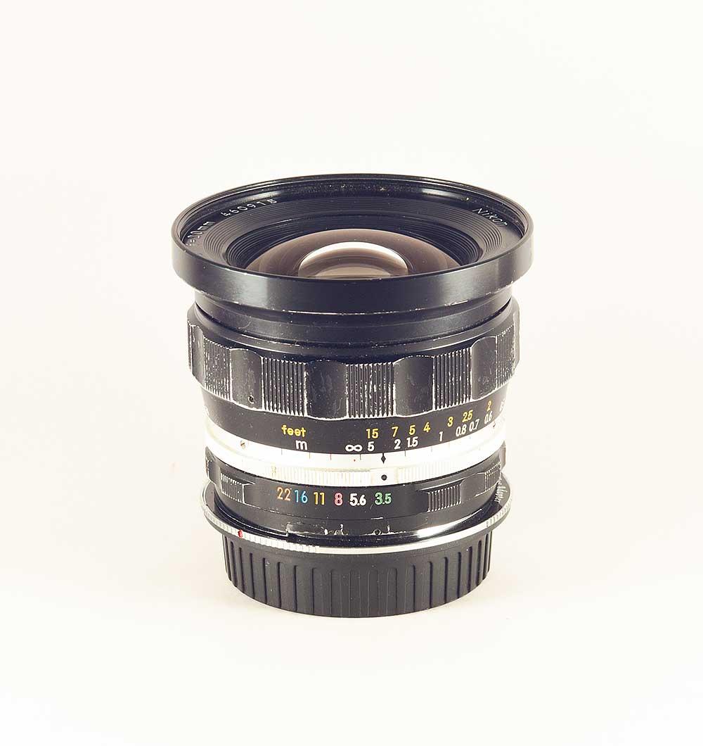 Nikon 20/3,5 UD