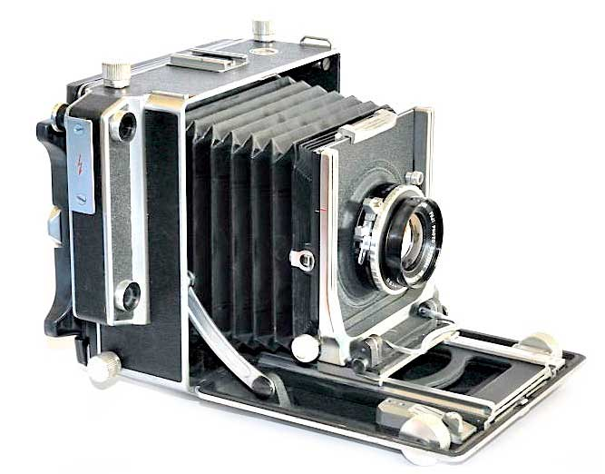 Linhof Technica III second version