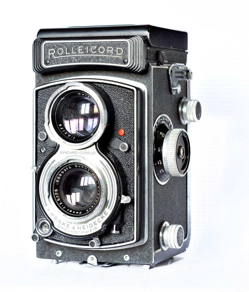 Rolleiflex Rolleicord Vb
