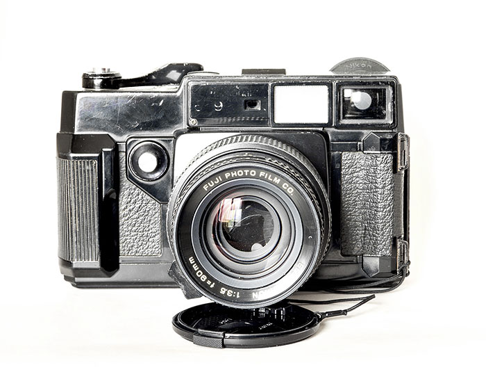 Top five best film cameras for less than 500 euro - Fujica GW690 I