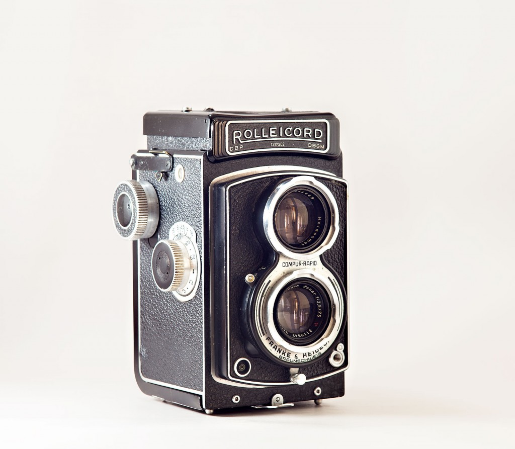 Top five best film cameras for less than 500 euro - Rolleicord III