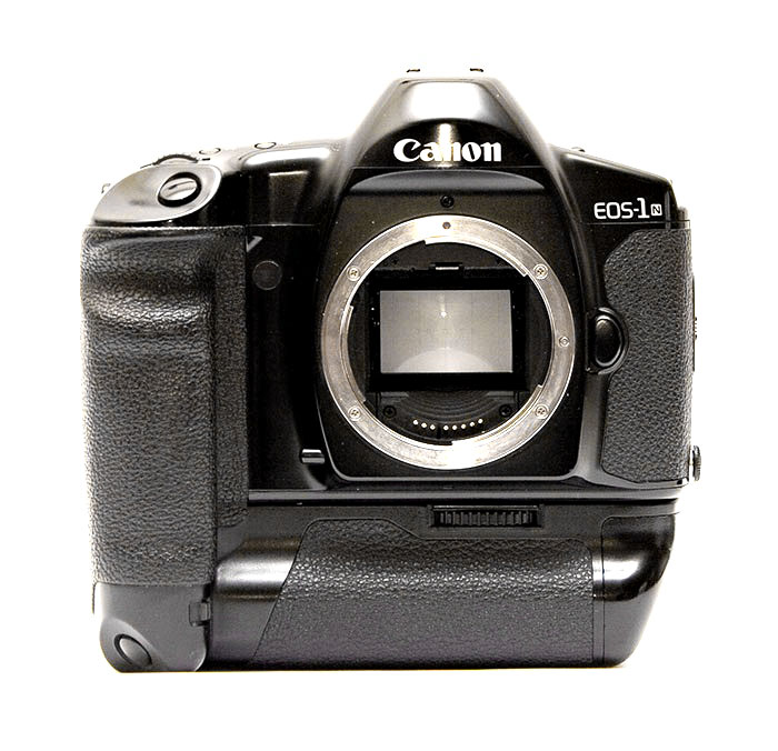 Top five best film cameras for less than 500 euro - Canon Eos 1n