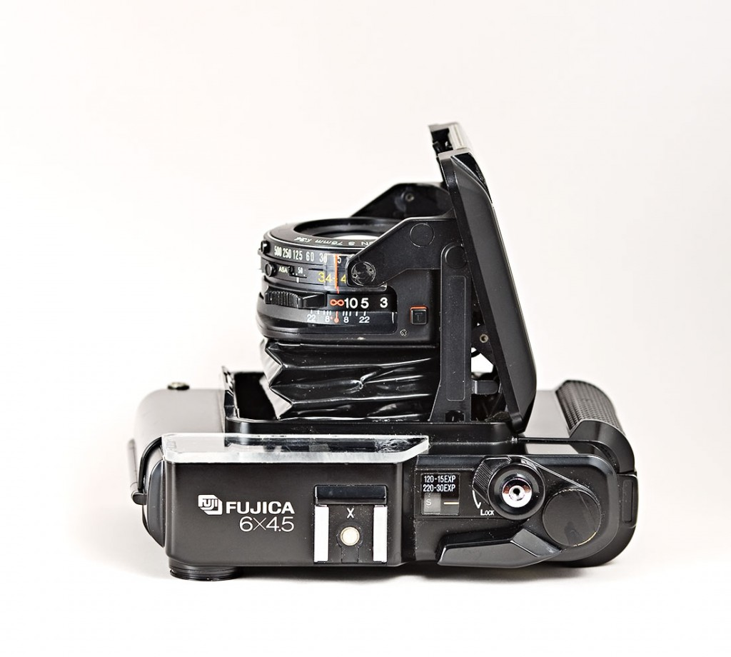 Top five best film cameras for less than 500 euro - Fujica GS645